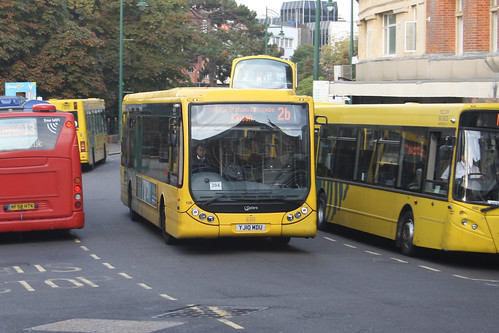 Yellow Buses 106 YJ10MDU
