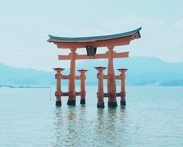 Miyajima Island Hiroshima Japan