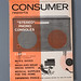 "Consumer Reports ""Stereo Phono Consoles"" March 1960"