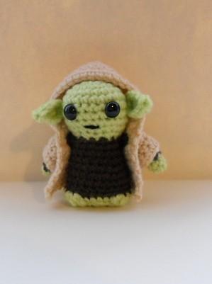 Free Yoda Amigurumi Patterns : Amigurumi Yoda sophiecat91 Flickr