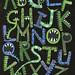 Monster Alphabet.