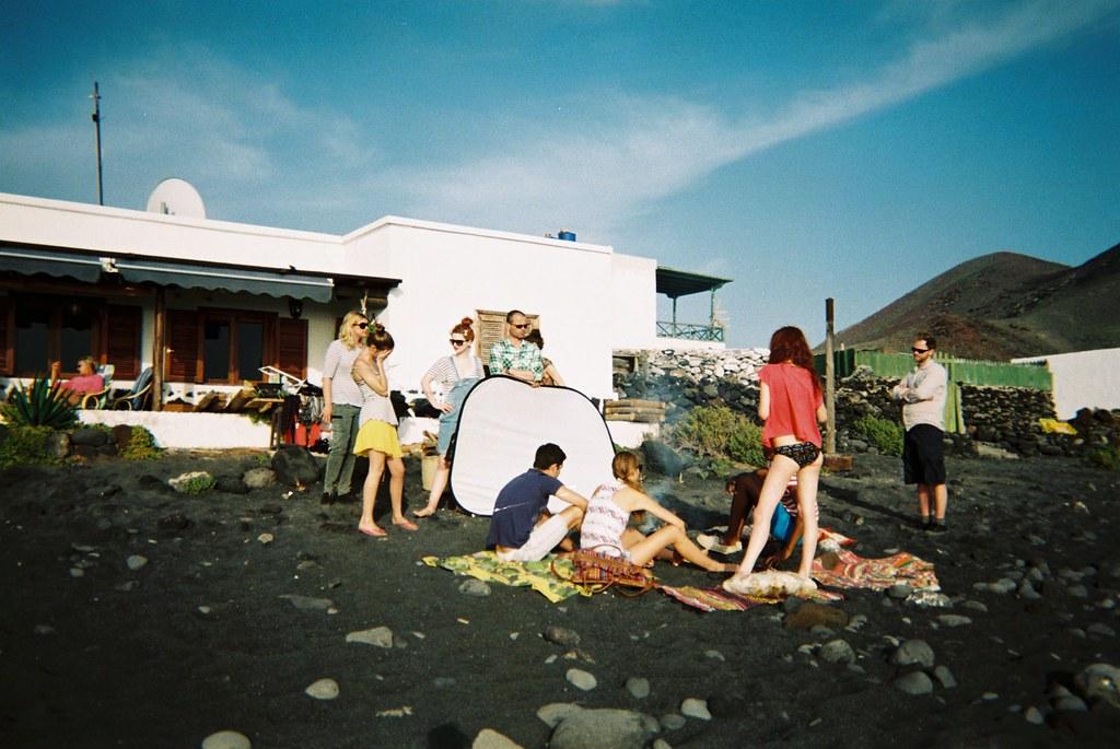 Disposable Camera Photography Flickr Lanzarote Disposable Cameras Flickr Photo Sharing