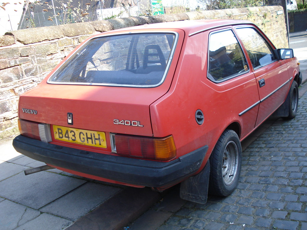 1984 Volvo 340 DL | Bought from Patons of Carlisle - Mercede… | Flickr