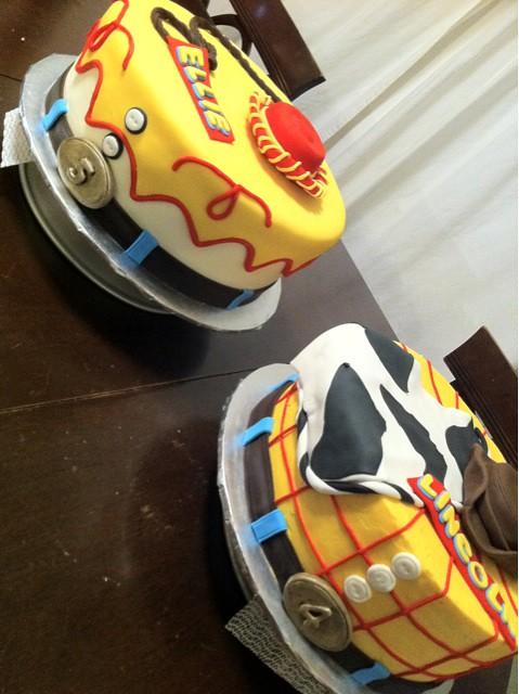 Jesse Toystory Cake