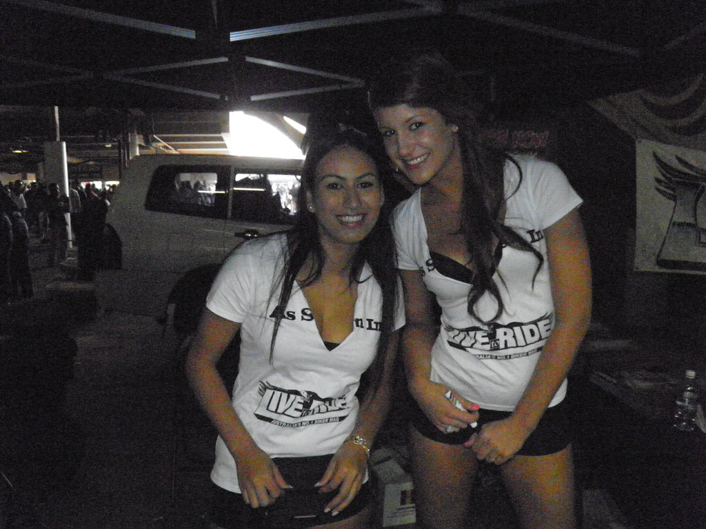 To Ride Magazine Girls Bankstown Custom Motorcycle Sh… Flickr