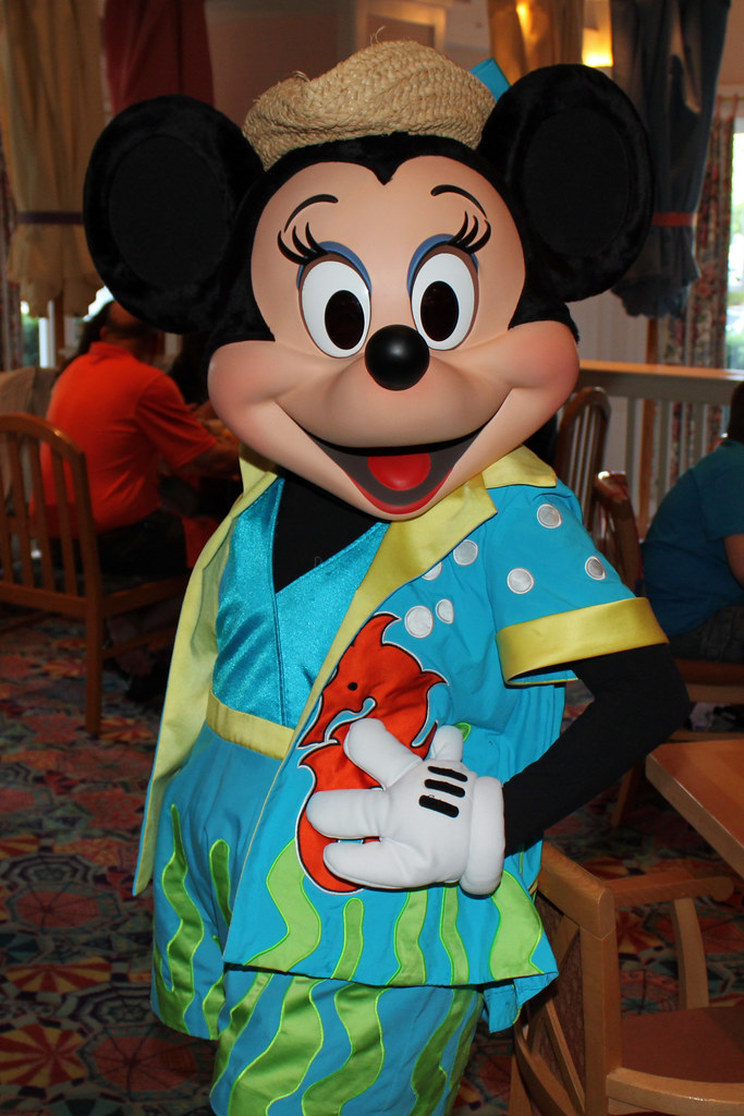 information about minnie mouse