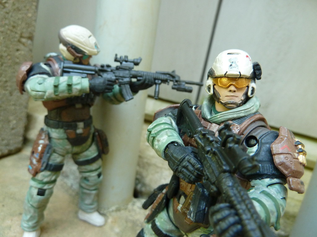 mcfarlanes halo future soldiers i always thought if