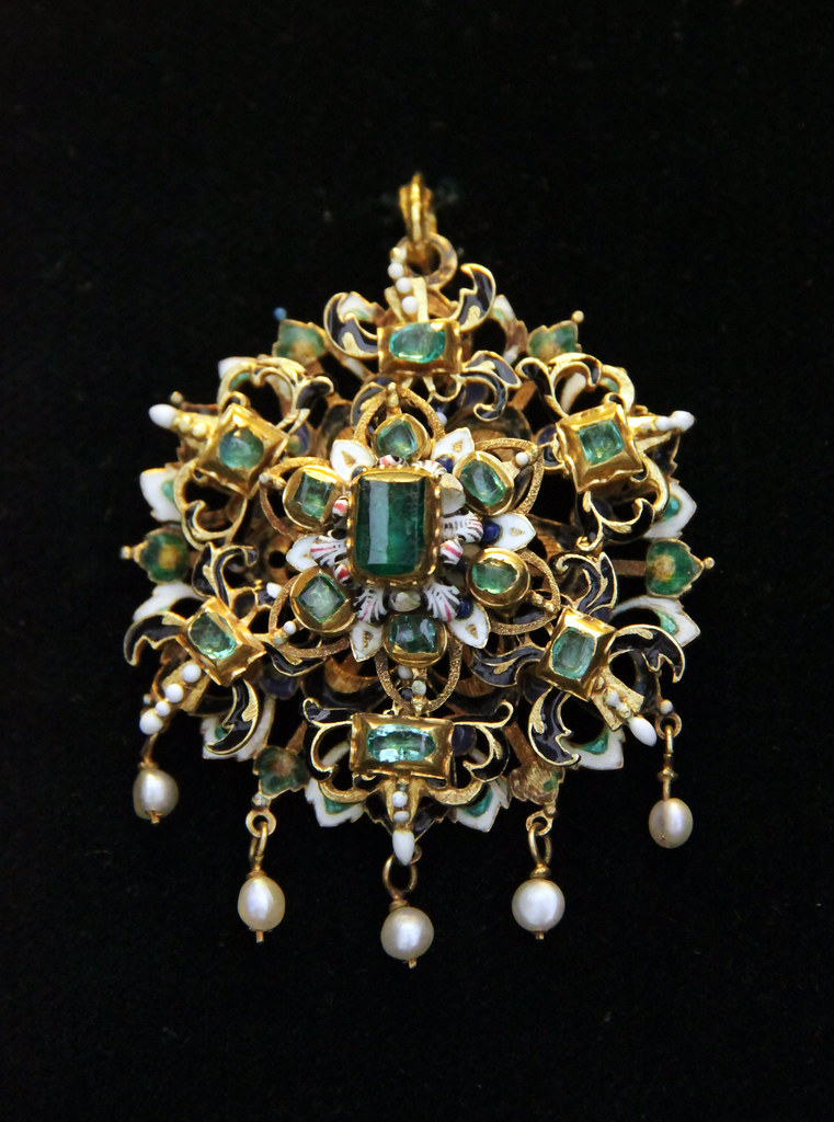 hungarian 17th century jewellery hungarian national