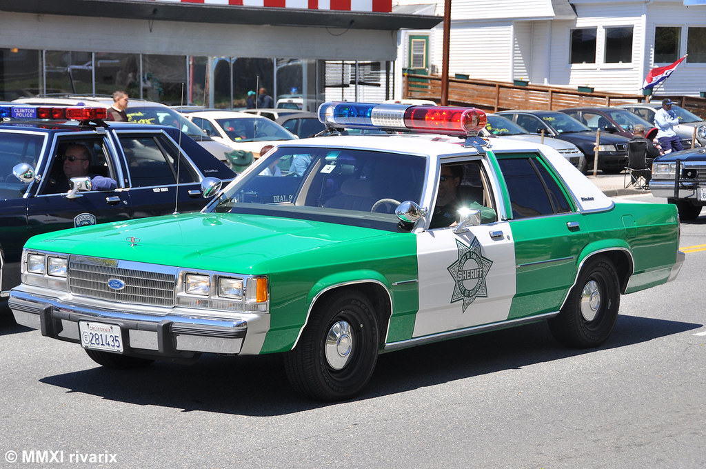 Ford San Diego >> 150 National Police Parade - San Diego County Sheriff | Flickr
