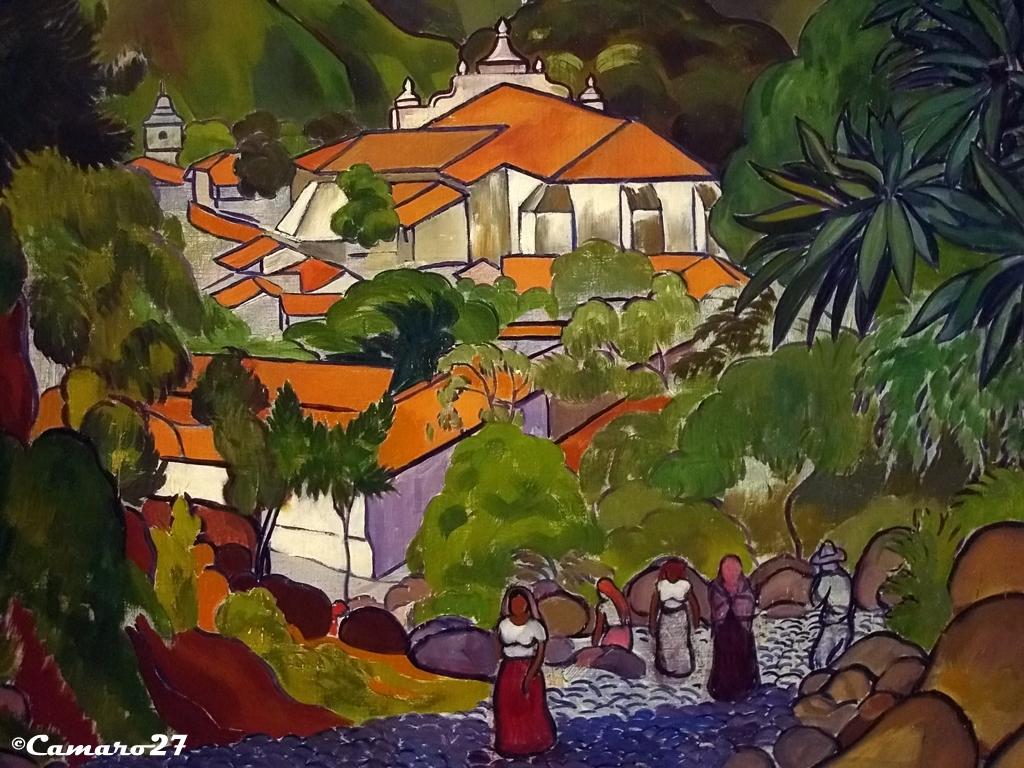 MARTE Museo de Arte de El Salvador   Panchimalco a la