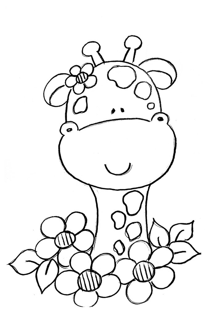 Baby Cats Coloring Pages Printable