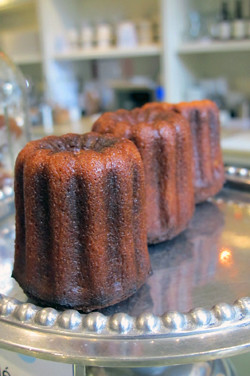 canelés | by David Lebovitz