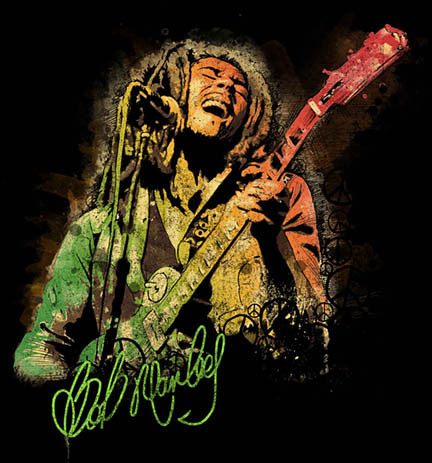 Bob marley lion zion lyrics