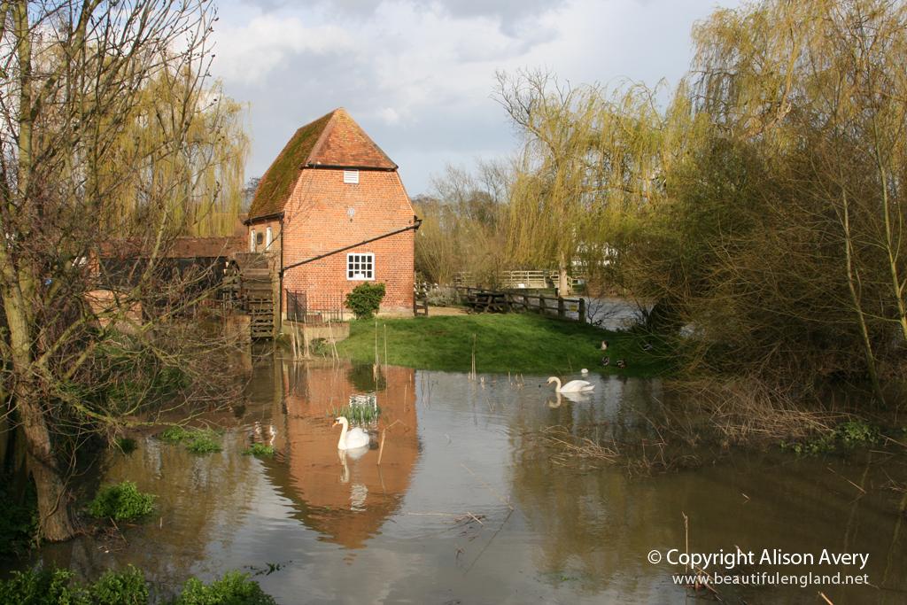 Cobham Mill Cobham Surrey More Photographs Of Cobham Ca Flickr