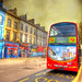 London bus HDR