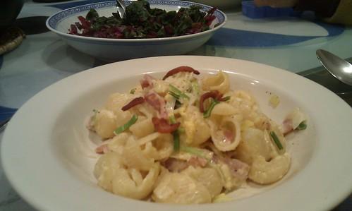 how to make conchiglie pasta