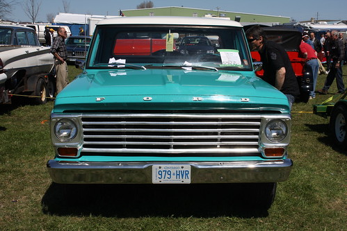 1967 Ford F-100 Styleside pickup | Flickr - Photo Sharing!