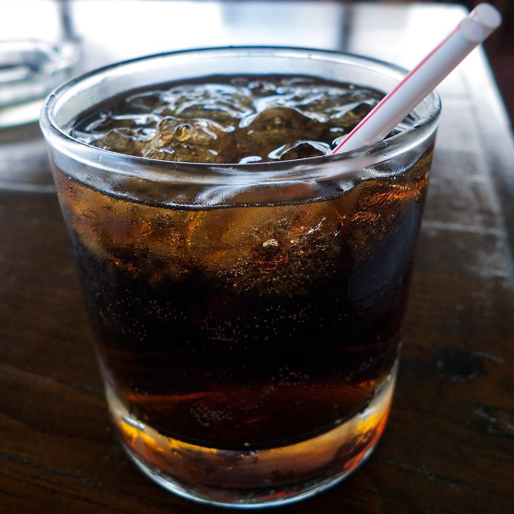 rom och cola