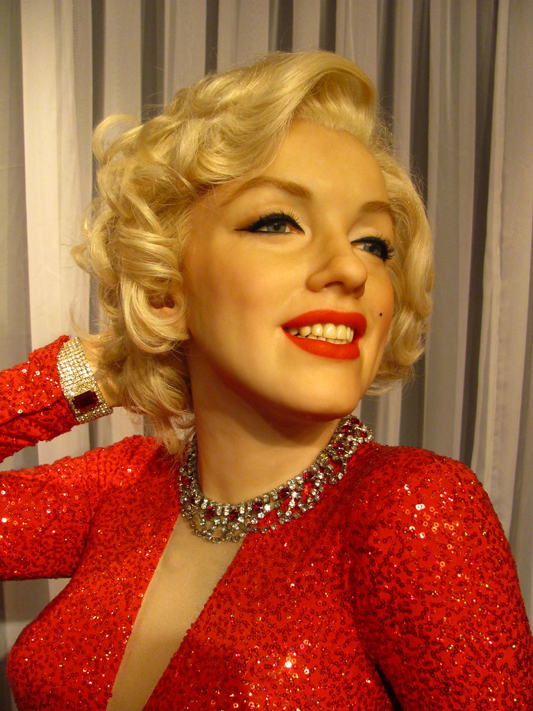 an introduction to the hollywood image of marilyn monroe Posts about marilyn monroe written  invite those from hollywood to marilyn's  marilyn monroe – there is a final image ending its short earthly.