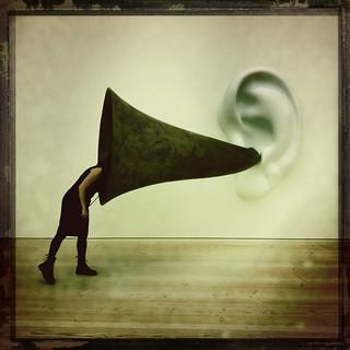 Listen carefully...