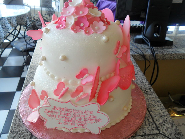 butterfly baby shower cake explore royalty cakes 39 photos o