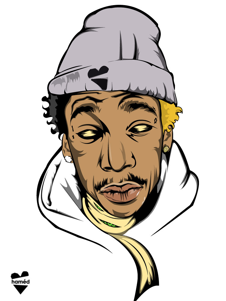 Clip Art Kid Rapper