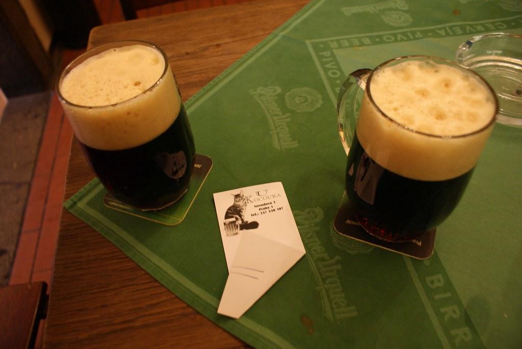 Bières à Prague : La religion avec le plus d'adeptes !
