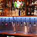 Awesome line-up of draught beers at Red Squirrel, Edinburgh