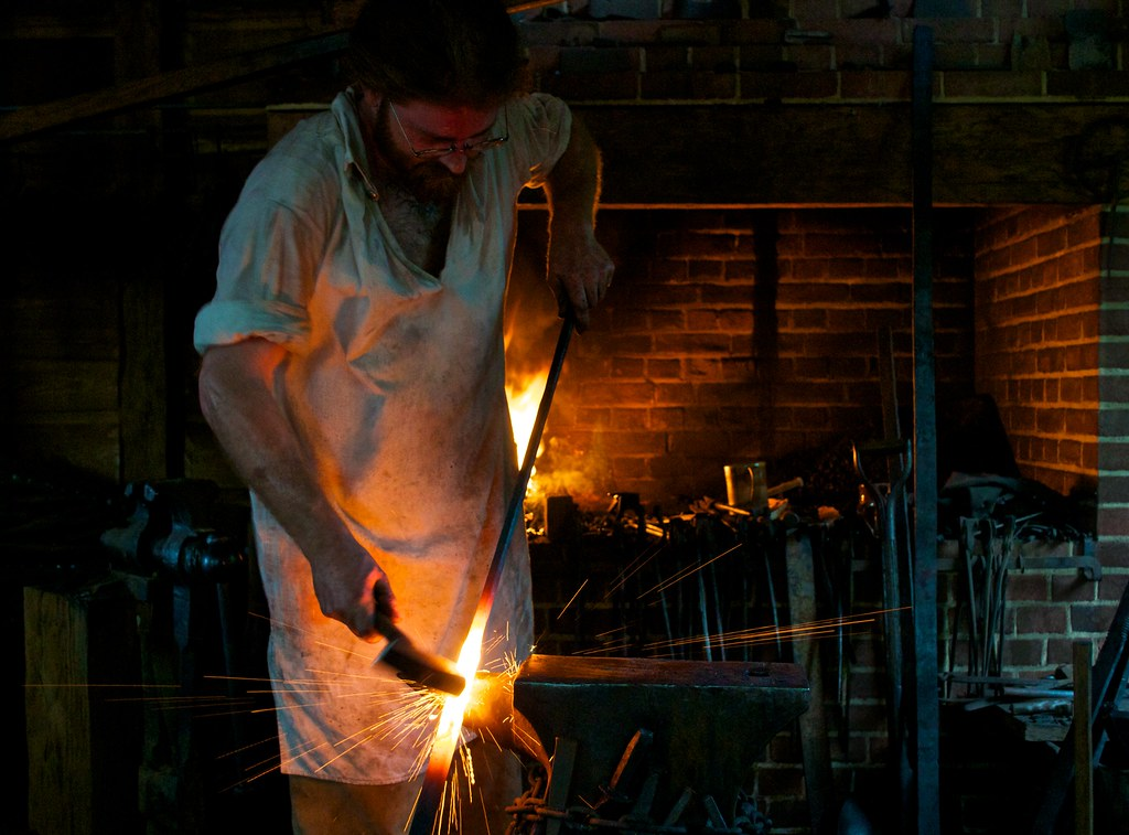 washington u0026 39 s blacksmith