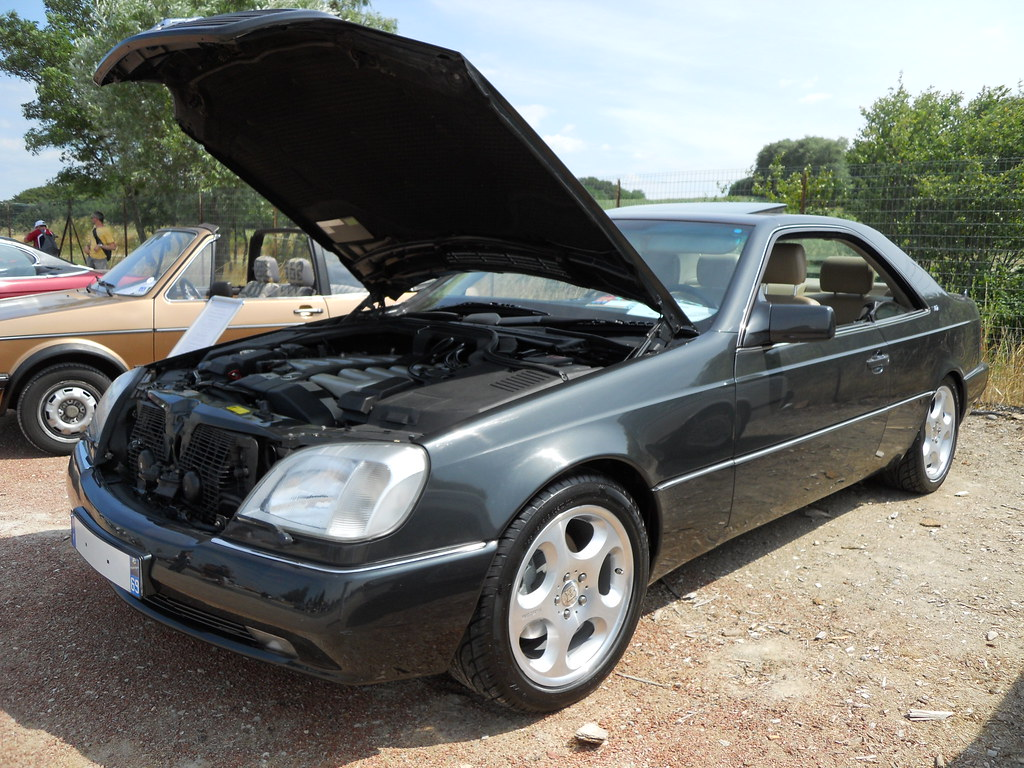 1993 mercedes benz s600 coup 600 sec w140 comments for Mercedes benz s600 coupe