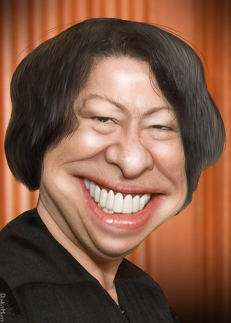 United States Supreme >> Sonia Sotomayor - Caricature | Flickr - Photo Sharing!