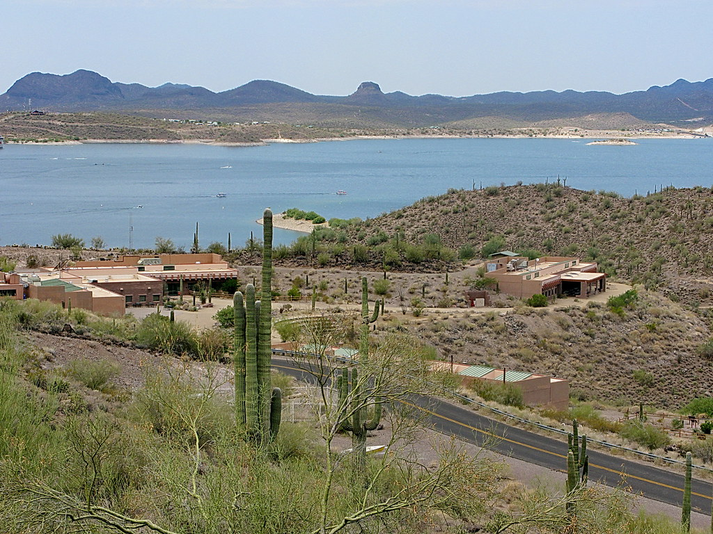 Desert outdoor center lake pleasant i went hiking in for Camping and fishing in arizona