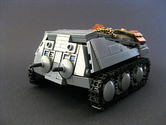 Russian PPG tankette by [MIXBRIX]