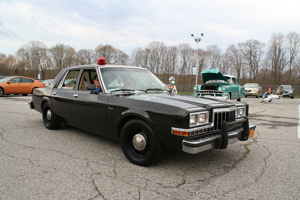 Dodge Diplomat Police Package | Ex-Nassau County PD | Alex Nunez | Flickr
