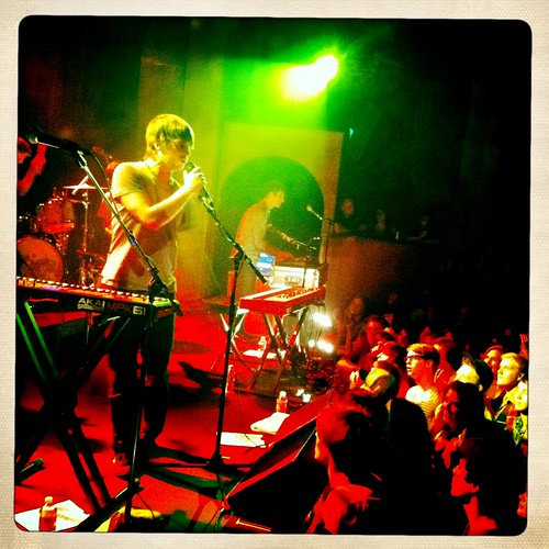 Foster the People ::: Bluebird Theater ::: 06.08.11 | by Julio Enriquez