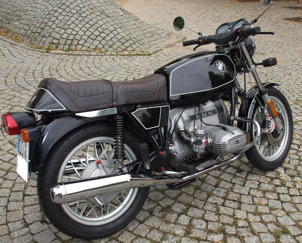 Bmw R >> BMW R45 | KLAUS FUNKE | Flickr