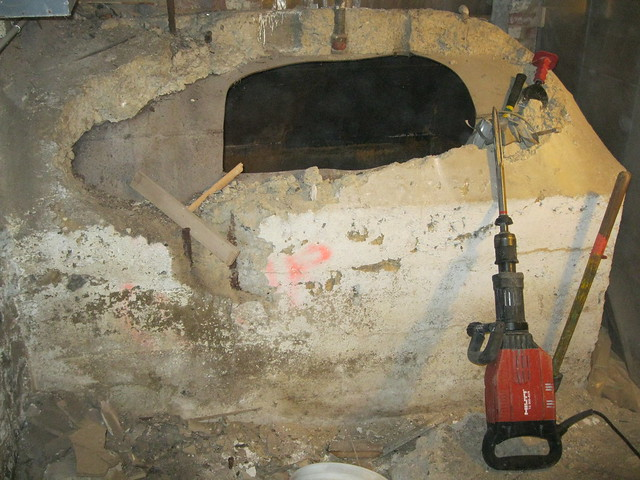 concrete encased oil tank demolition 718 326 6969 flickr photo
