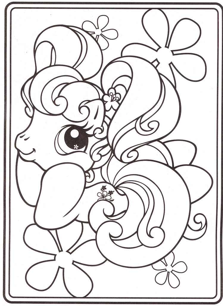 my-little-pony-coloring-pages-18 | Coloringpagesforkids ...