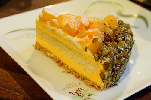 Typica Cafe - Mango Delight | by Apple Foodees : Malaysian Food Blog