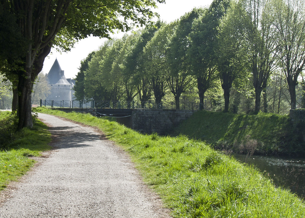 Late summer in Pontivy