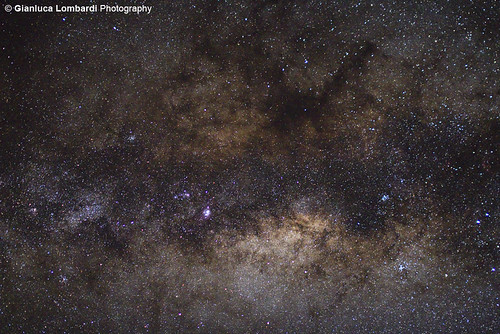 The Milky Way Central Bulge | by Gianluca Lombardi Bani