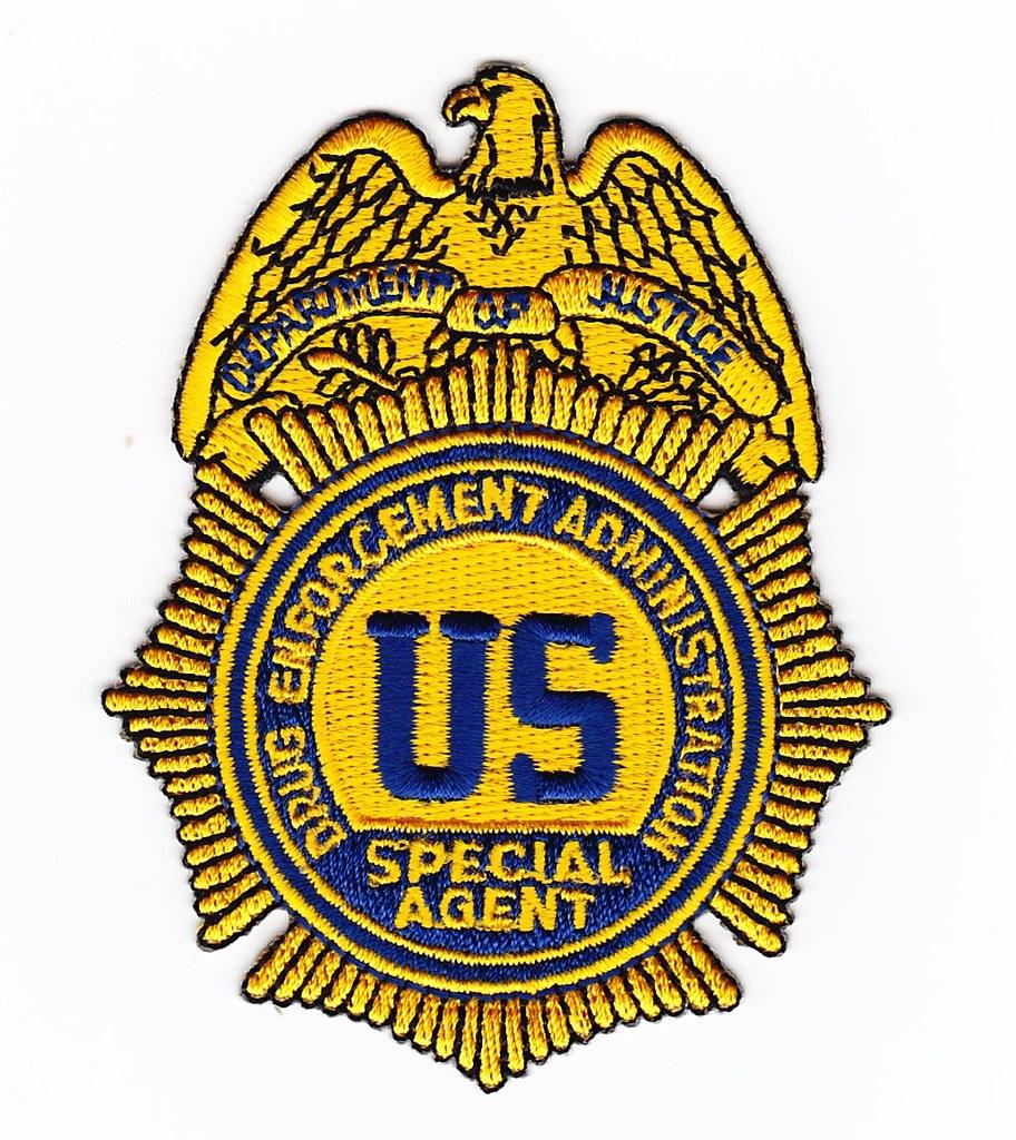 Fed Up >> FED - Drug Enforcement Administration Special Agent Badge …   Flickr