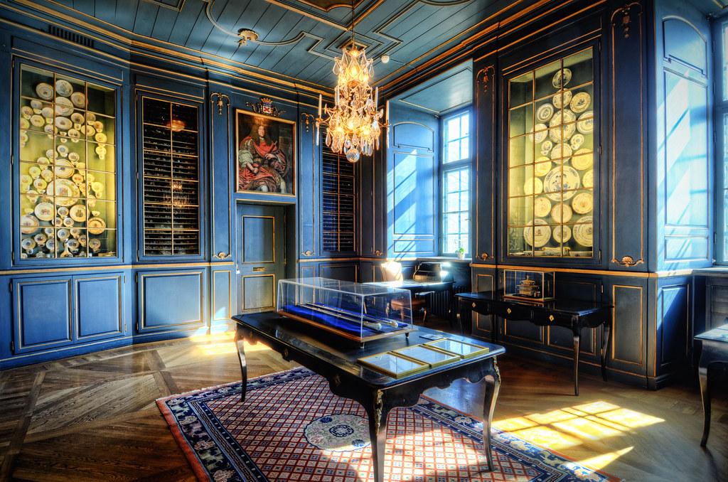 Quo Vadis Blue Room