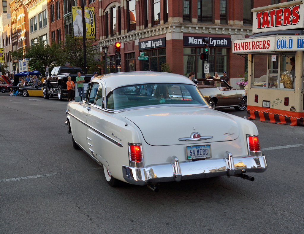 Find New Rust Free 1954 Mercury Monterey Sun Valley In: 1954 Mercury Monterey Sun Valley Coupe (2 Of 2