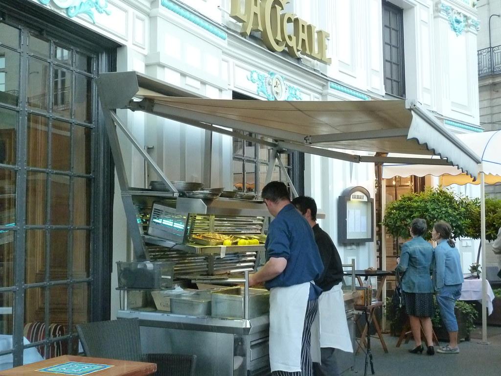 Restaurant La Cigale La Londe Les Maures Carte Et Menus