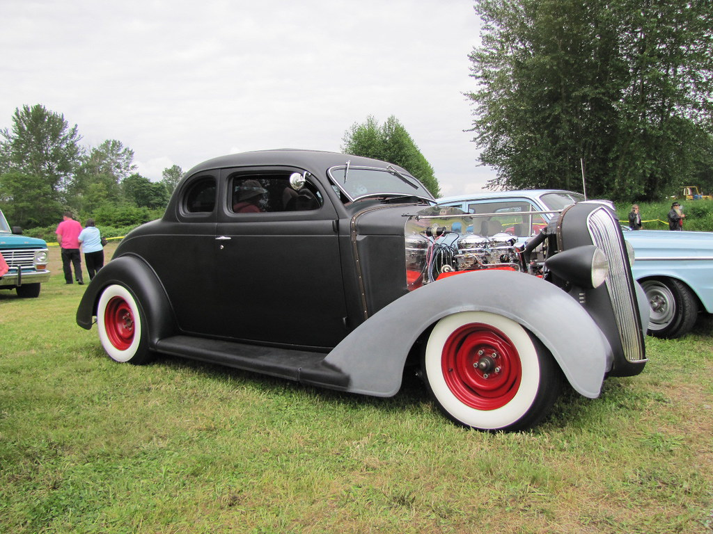 36 Plymouth Coupechopped Window Coupe Bballchico Flickr Sold 1935 1941 Chopped 5