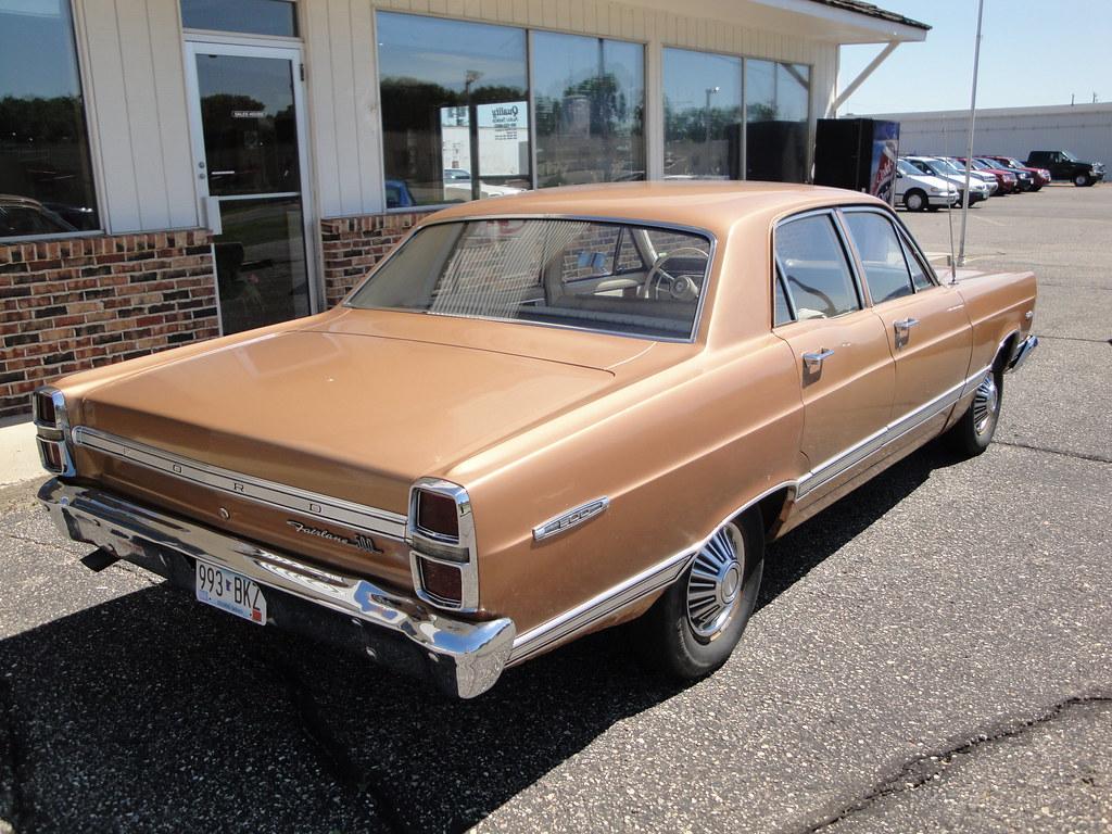 67 Ford Fairlane 500 |...