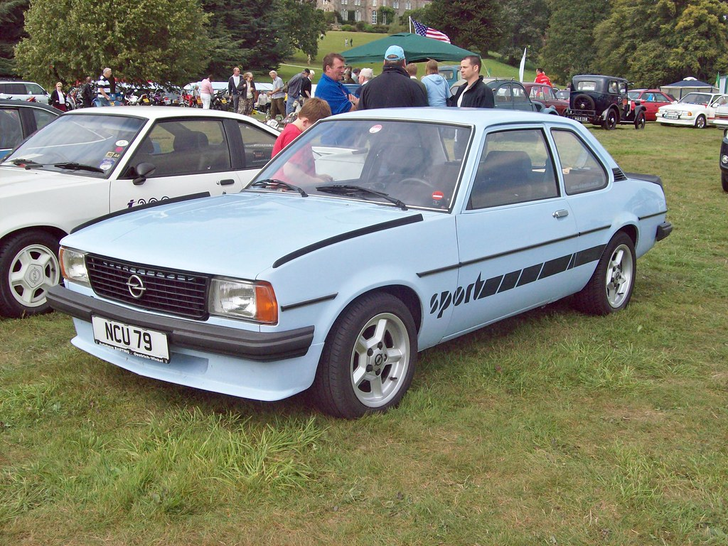 386 opel ascona b sport 1975 81 opel ascona b sport 197 flickr. Black Bedroom Furniture Sets. Home Design Ideas