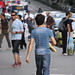 Man with a Baguette - Boulevard de Clichy - Montmartre, Paris