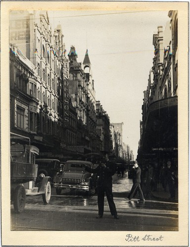 'Pitt Street 2' RAHS/Osborne Collection